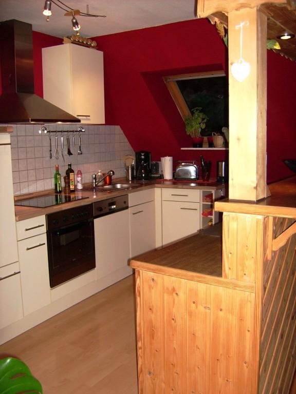 k che 39 amerikanische k che 39 home sweet home zimmerschau. Black Bedroom Furniture Sets. Home Design Ideas