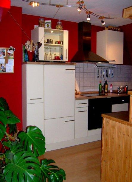Eingangsbereich Küche