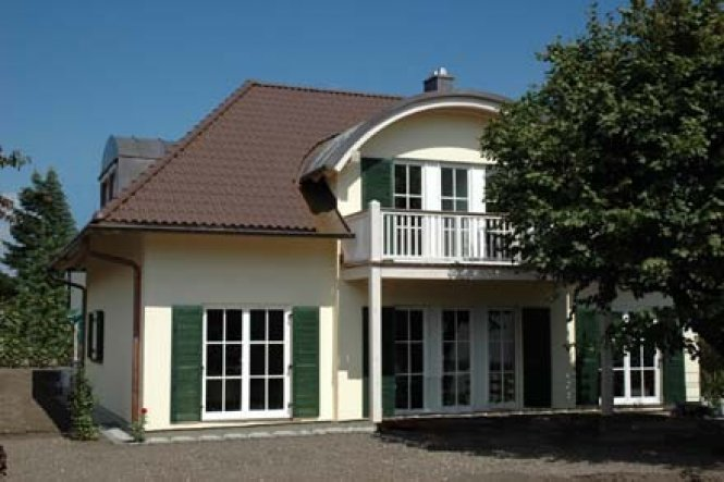 Hausfassade / Außenansichten 'Villa Walt'