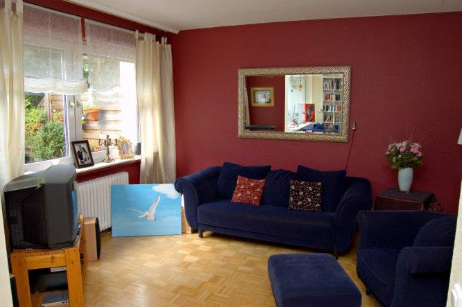 Wohnzimmer 'Fernsehecke'