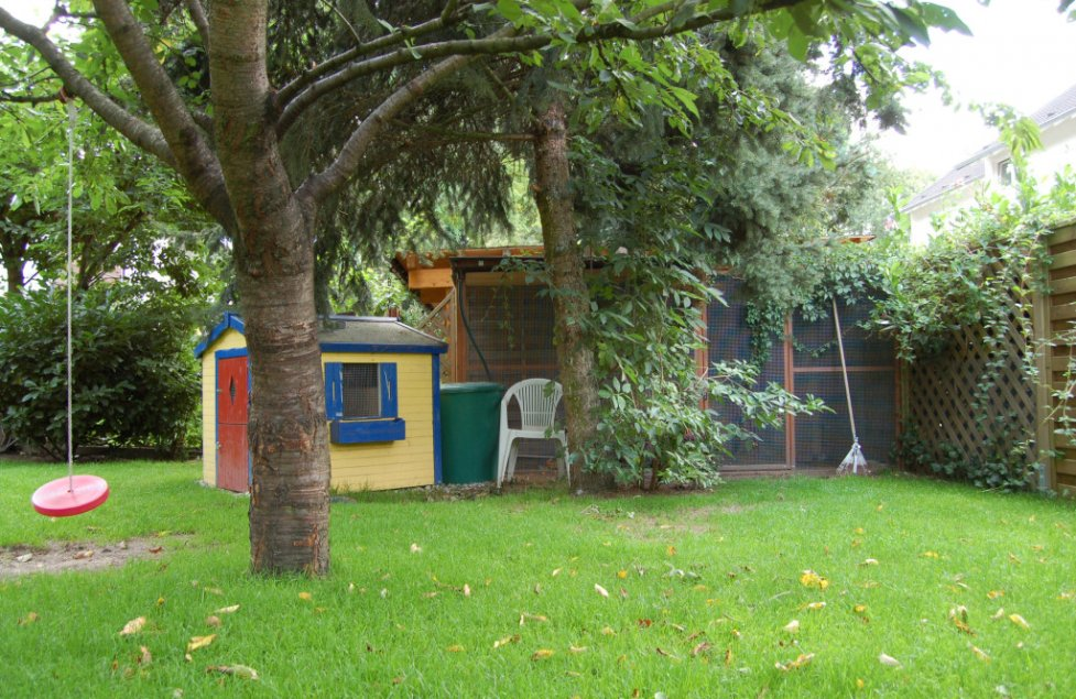 Garten von Oskar