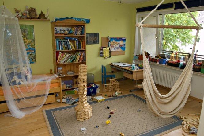 Kinderzimmer 'Chaos Nummer 1'