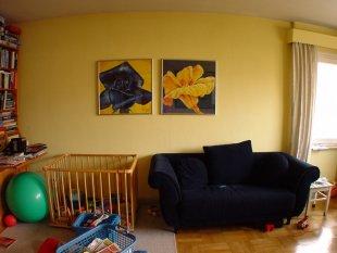 Wohnzimmer 39 wohnraum 39 70er design zimmerschau for 70er wohnzimmer