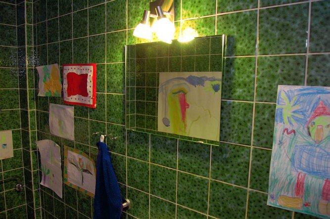 Bad 'Die Gästetoilette aus einer anderen Zeit'