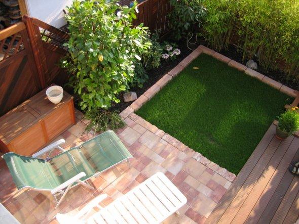 Terrasse / Balkon 'Sonnenterrasse'