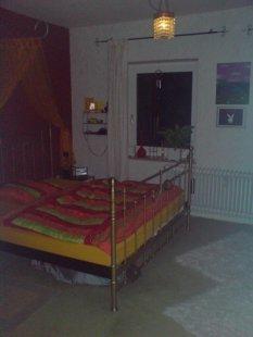 Schlafzimmer 'Hobbyzimmer'