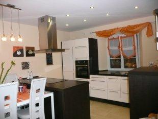 Küche 'offene Küche' - Mein Domizil - Zimmerschau Kleine Offene Kuche Mit Wohnzimmer