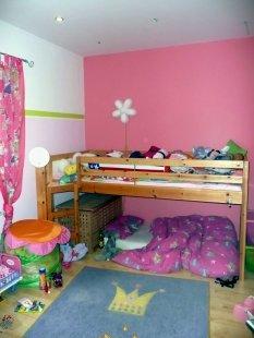 Kinderzimmer kleine Tochter