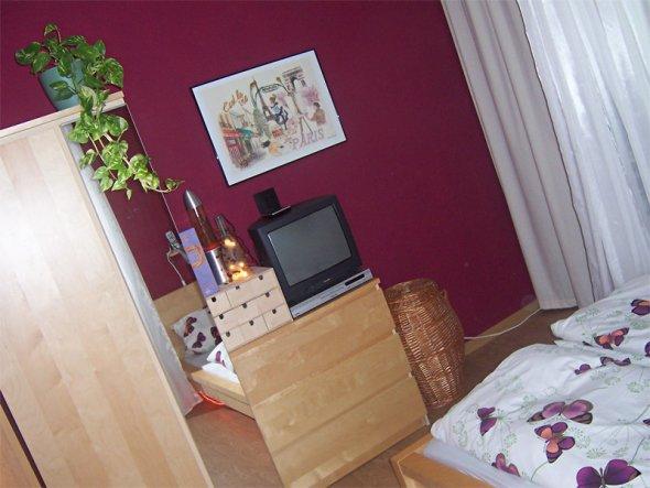 Schlafzimmer 'Kuschelhöhle'