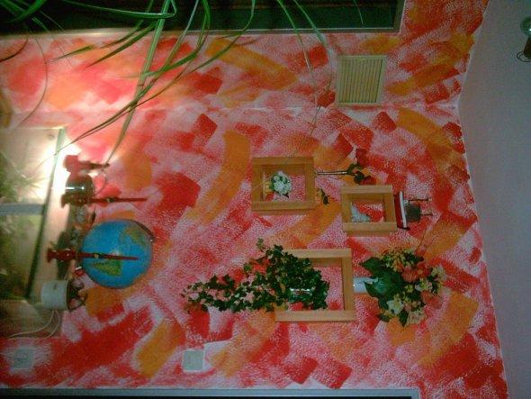 Flur/Diele 'bunte oase'