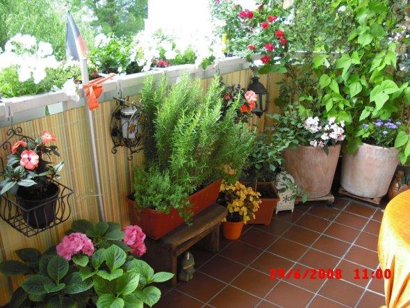 Terrasse Balkon Loggiamein Domizi Von Strunzini 2245 Zimmerschau