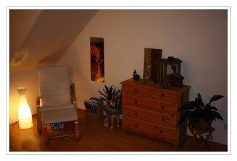 Livingroom - ein Hauch von Afrika