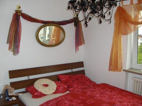 schlafzimmer 39 schlaf gut 39 nest zimmerschau. Black Bedroom Furniture Sets. Home Design Ideas