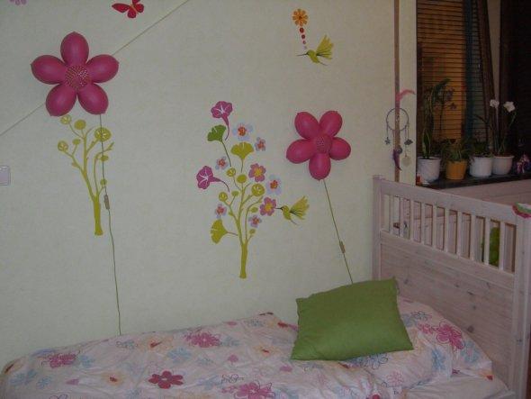 Blumenwiese kinderzimmer ~ Ihr Traumhaus Ideen