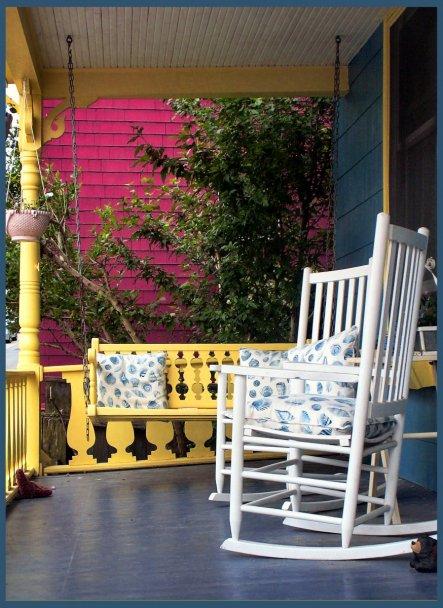 Urlaubsfoto Newport 2005