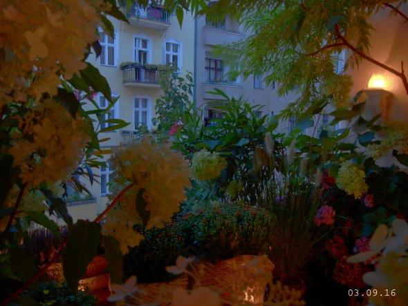 Terrasse / Balkon 'Die Loggia'