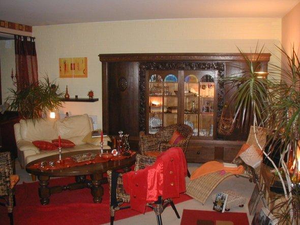 Wohnzimmer 39 wohnzimmer 39 jenseits von afrika zimmerschau - Wohnzimmer afrika ...
