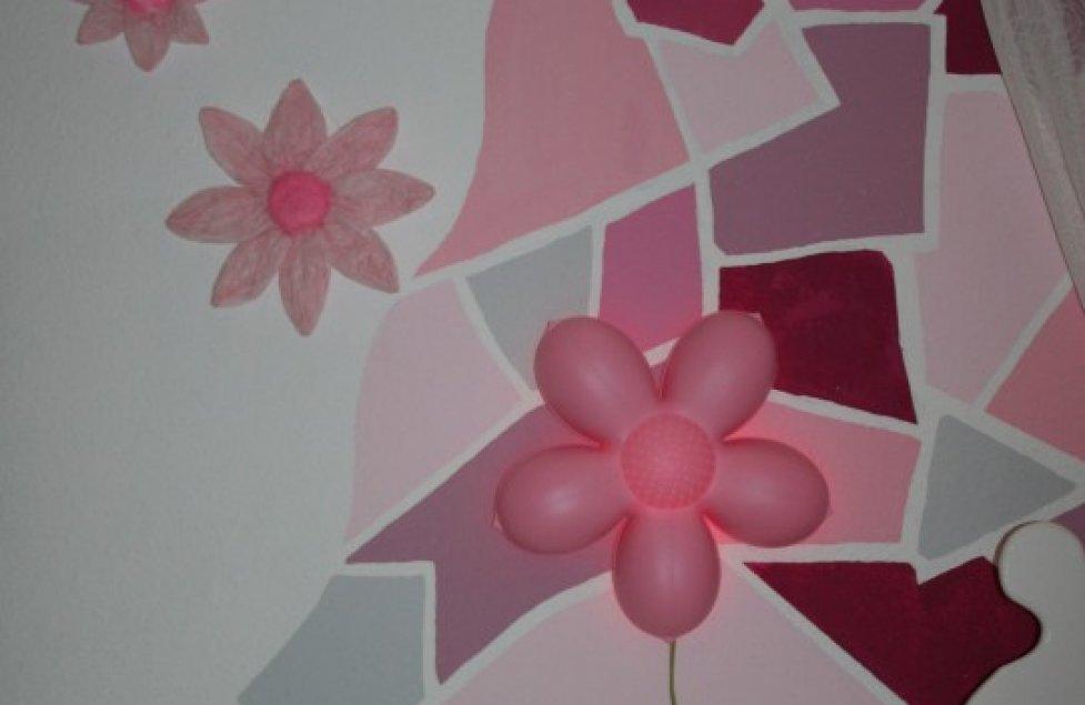 rosa Mosaik von Tama1977