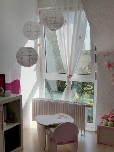 kinderzimmer 'rosa mosaik' - mein domizil - zimmerschau - Kinderzimmer Rosa Braun