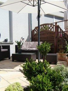 Garten und Terasse NEU