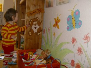 Zimmer der Kleinen