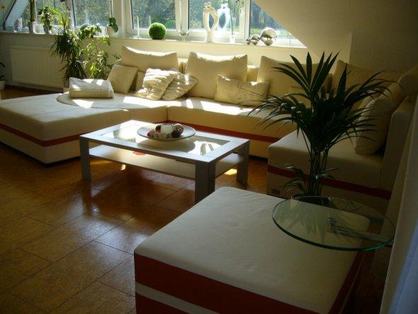 wohnzimmer 'mein wohnzimmer' - meine single-wohlfühlwohnung, Attraktive mobel