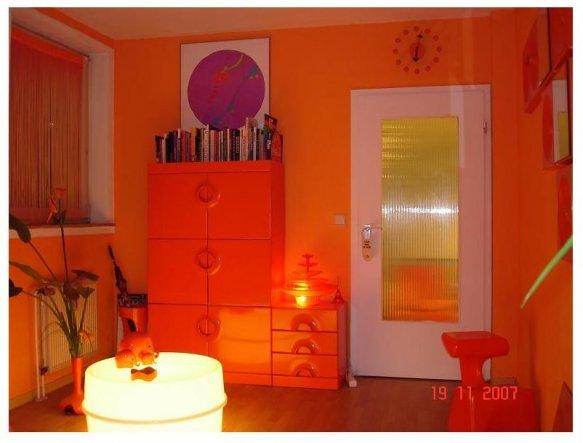 Wohnzimmer 'Wohnraum' - 70er DESIGN - Zimmerschau