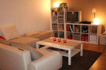 Design 'Wohn-, Schlaf- und Arbeitszimmer'