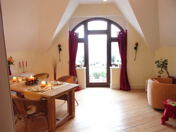 wohnzimmer von bellalione - Mediterran Wohnzimmer