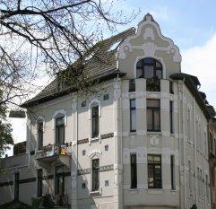 Hausfassade / Außenansichten 'Unser Königreich unterm Dach'