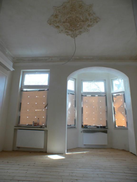 arbeitszimmer b ro 39 b ro mit erker 39 gr nderzeitschatztruhe zimmerschau. Black Bedroom Furniture Sets. Home Design Ideas