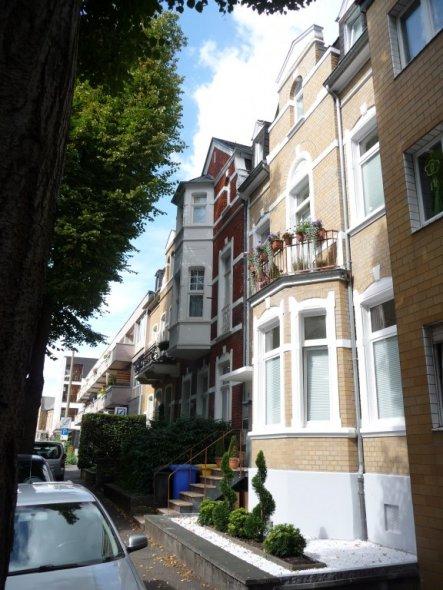 Hausfassade / Außenansichten 'Fassade'