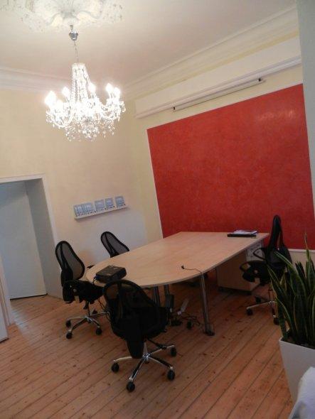 Arbeitszimmer / Büro 'Büro mit Erker'