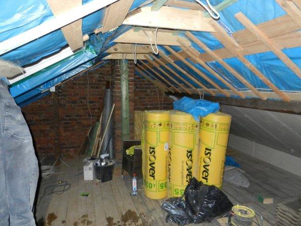 Wohnzimmer 'Chillen unterm Dach'