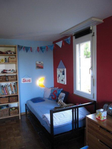 kinderzimmer 39 jungszimmer 39 unsers dehei zimmerschau. Black Bedroom Furniture Sets. Home Design Ideas