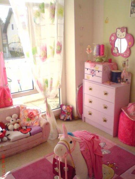 Kinderzimmer 'Princess Raum'