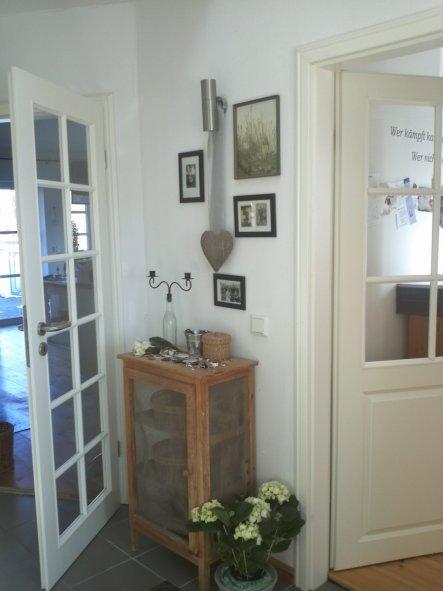 flur/diele 'flur' - home sweet home - zimmerschau, Moderne deko