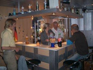 Keller-Partyraum/Bar