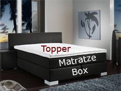 boxspringbetten komponenten und unterschiede zu. Black Bedroom Furniture Sets. Home Design Ideas