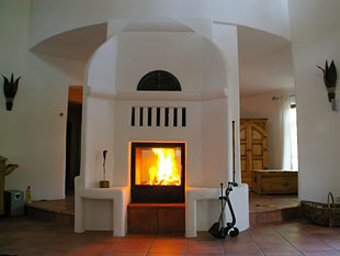 kamin selbst bauen was zu beachten ist zimmerschau. Black Bedroom Furniture Sets. Home Design Ideas