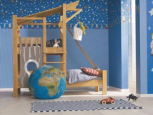 Raum Für Fantasie: Kinderzimmer Kreativ Und Praktische Einrichten