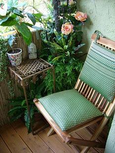 5 Gemütliche Ideen Für Den Sommer-balkon - Zimmerschau Balkon Im Sommer Deko Ideen