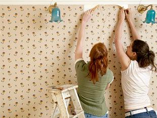 Kreative Wandgestaltung   Tapeten, Farbe Und Co.
