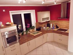 71 besten küchen aus holz bilder auf pinterest | arbeitsplatte ...