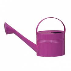 Siena Garden Zinkgießkanne (7 Liter) - pink