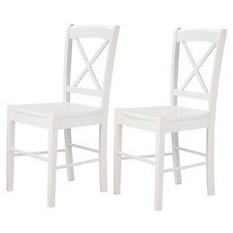 HOME AFFAIRE Stühle, Home affaire, �stuhlparade� (2 Stck.) weiß In vielen schönen Farben
