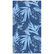 TOM TAILOR Strandtuch, �Palm Tree�, mit Palmenblättern, blau